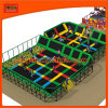 2014 Hot Sale Trampolim com Playgrounds