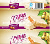 Sleeve plástico para Ice Lolly/Popsicle/Ice Cream/Food Packaging Sleeve