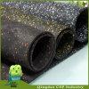 Rouleau en caoutchouc élastique de 6mm en caoutchouc utilisé sur le sol