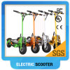 Scooter Chaud-Electric Green 01-1600watt Big Wheel