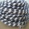 Ronda 2 el patrón de cable de alambre tejido