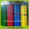 Ручка веника крышки PVC конструкции цветка деревянная