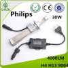 Faro dell'automobile di Fanless 4000lm Philips LED del nuovo modello