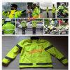 Куртка визави проезжей части защитная водоустойчивая отражательная Hi