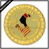 Выполненный на заказ золотистый Pin металла эмали для сувенира (BYH-10357)