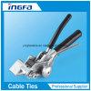 Edelstahl-Kabelbinder-Hilfsmittel Lqa Common-Typ