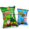 De aangepaste Afgedrukte Verzegelde Zak van de Verpakking van het Voedsel van Chips Plastiek