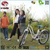 Bicyclette électrique pour la femme avec la bonne qualité