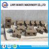 Bloc automatique d'argile de /Interlocking de brique de la saleté Wt4-10 faisant la machine