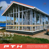 Prefabricados de acero de China de la luz de la estructura de proyecto de construcción de Casa Villa