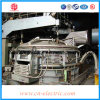 70t de Oven van de Elektrische Boog van de Staalfabricage van het Schroot van het ijzer/van het Staal