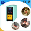 Máquina de calefacción de alta frecuencia de inducción para la parte inferior de la taza del vacío del recocido
