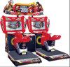 Cavaliere di velocità che corre gioco 3D che corre il simulatore dell'automobile del gioco