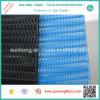 Stof van het Netwerk van de Polyester van 100% de Spiraalvormige Drogere voor Kleding