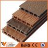 Décollage extérieur WPC / bois composite en plastique / plancher d'ingénierie