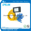 PLC van de Plastic Doos van de Telecommunicatie van Gpon 1X32 Splitser voor Pon/FTTH/CATV
