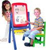 A armação dos miúdos com magnético Seco-Apaga Whiteboard e quadro