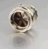 De beschermende EMC Standaard Industriële Klier van de Kabel voor het Verzegelen van de Draad
