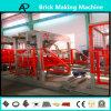 Bloque del cemento de la tecnología avanzada Qt10-15 que hace la máquina
