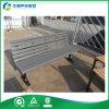 Silla larga de madera del banco de la anticorrosión, banco de parque de público del arrabio (FY-292X)