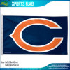 Polyester imprimé Chicago Bears Grand-c Official NFL Football 3 ' x5 Flag