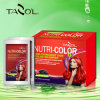 RedのTazol Nutricolor Semi-Permanent Hair Color Shampoo