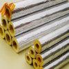 Wool di vetro Blanket con la Stagnola-Clad di Aluminum per Pipe