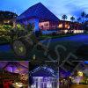Luzes de Natal do laser, laser ao ar livre do Natal, Natal ao ar livre do projetor do laser