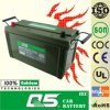 12V100AH, JIS Standard Wholesale를 위한 Hot Sale Truck Battery