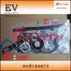 SA4d95 S4d95L 4D95 4D 4D95S95L junta de culata completo Kit de reacondicionamiento de empaquetadura completa