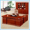 Tabela moderna do escritório da mesa da mobília de escritório do MDF do executivo de madeira