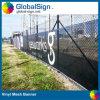Bannière en maille de clôture en vinyle personnalisée