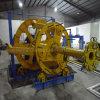 Cable de alambre doméstico que forma la máquina