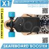 Скейтборд нового холодного привода самоката каретный пластичный