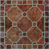 Mattonelle di pavimento di ceramica rustiche di Glzaed (4106)