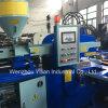 Dos Cabezas de PVC de doble Color 24 estaciones de la máquina de soplado de aire