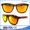 La famosa marca de moda de estilo popular PC gafas Gafas de sol de marco de la lente polarizado UV400