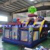 Aufblasbares UFO-Ausländer-aufblasbares Schlag-Haus-aufblasbares Schauspielhaus-aufblasbarer Prahler