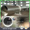 Dessiccateur approuvé de déchet de bois de tambour de dessiccateur rotatoire de sciure de biomasse de flux d'air de la CE