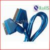 100% испытанное 21p Scart Plug к Scart Plug Scart Cable (SY087)