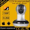 전화 통제 주택 안전 CCTV 탄알 IP 사진기 (FM0002)