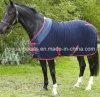 Manta polivinílica del caballo del paño grueso y suave/productos ecuestres