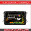 Speciale Car DVD Player voor Volkswagen Golf (MK5, 6) met GPS, Bluetooth. (Advertentie-6676)
