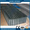 ASTM A653 100 г/м2 оцинкованный гофрированный стальных листа крыши
