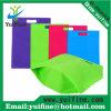 Пробивая Nonwoven мешок при Non сплетенная сумка мешка ткани мешка ткани высокого качества Buttom Non сплетенная многоразовая рекламирующ мешок подгонянный мешком плоский