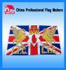 Progettare e Popular Screen Printing Flags per Outdoor Use