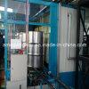 Quarto de pintura de pulverização interna e externa (3 cores) para cilindro de aço e máquina de fabricação de tambor de aço 210L ou 55 Galleon