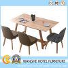 Sala Muebles del hotel restaurante del empollón de comedor de madera Juego de sillas