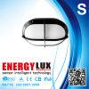 De aluminio al aire libre de E-L08b 8W LED a presión la lámpara de pared de la fundición