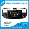 Auto DVD für FIAT F500 mit Aufbauen-in GPS A8 Chipset RDS BT 3G/WiFi DSP Radio 20 Dics Momery (TID-C315)